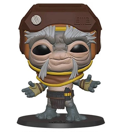 Funko Pop! Star Wars: Babu Frik 10-Inch