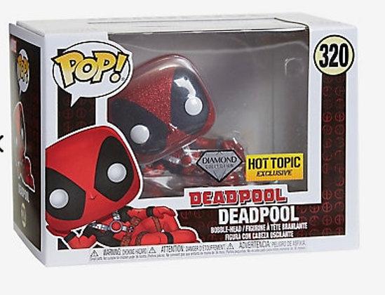 Funko Pop! Marvel: Deadpool Dimond Exclusive