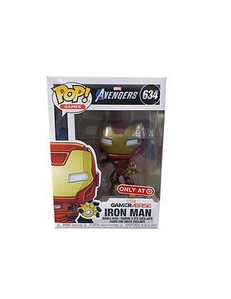 Iron Man Target Exclusive #634