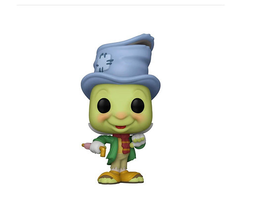 Funko Pop! Disney Pinocchio: Street Jiminy Cricket