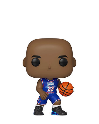 Funko Pop! All Star Weekend: Michael Jordan #100 Funko Exclusive Sticker