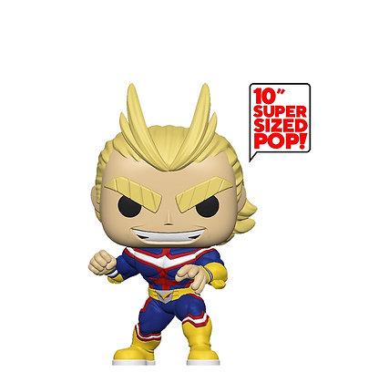 "Funko Pop! My Hero Academia: All Might 10"" Super Sized Pop"