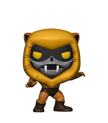 Funko Pop! Thundarr The Barbarian: Ookla the Mok #830 Shared Sticker Exclusive