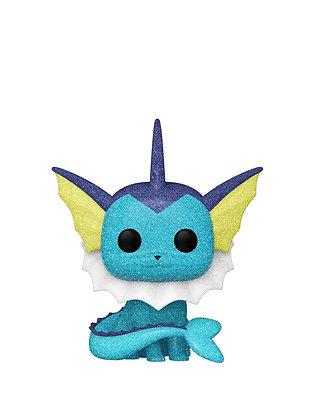 Funko Pop! Pokemon: Vaporean #627 Shared Sticker Exclusive