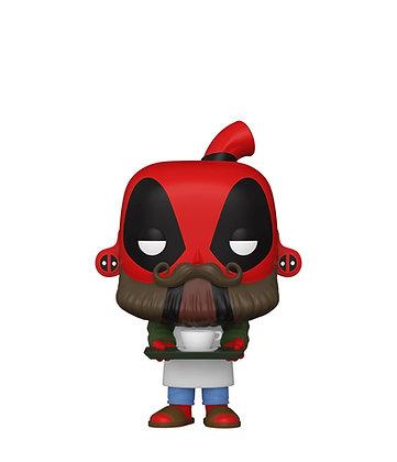 Funko Pop! Marvel 30th Anniversary Deadpool: Barista