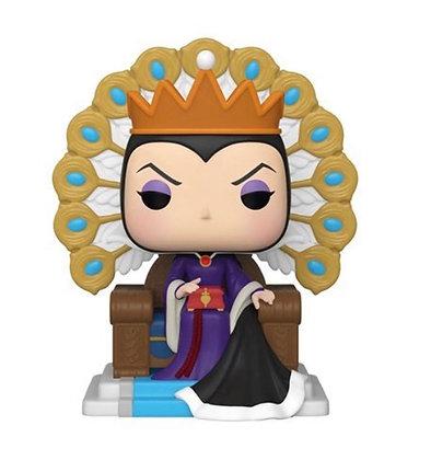 PREORDER Funko Pop! Disney Villains: Evil Queen on Throne Deluxe Pop