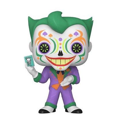 PREORDER Funko Pop! DC Dia De Los Muertos:  Joker