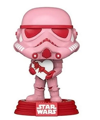 Funko Pop! Star Wars Valentines: Stormtrooper with heart