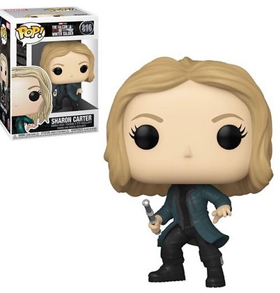 Funko Pop! The Falcon and Winter Soldier:  Sharon Carter
