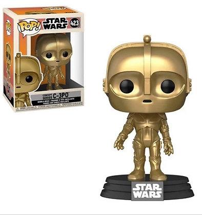 Funko Pop! Star Wars Concept Series: C-3PO