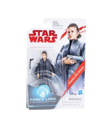 "Star Wars:  General Leia Organa 3.75"" Action Figure"