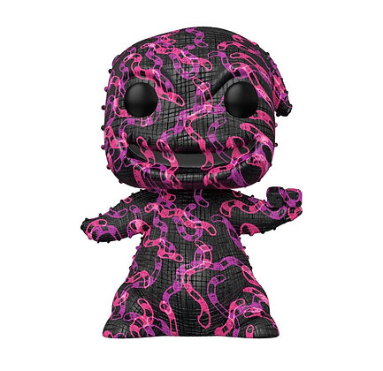 Funko Pop! Nightmare Before Christmas: OogieArtist Series with Protector