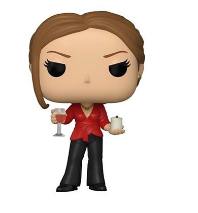 Funko Pop! The Office: Jan with wine and candle