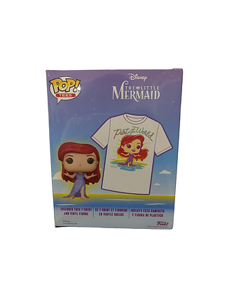 The Little Mermaid Exclusive POP and Tee