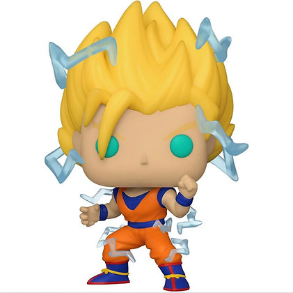 Funko Pop! Dragon Ball Z: Super Saiyan 2 Goku PX Exclusive