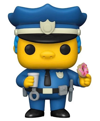 Funko Pop! Simpsons: Chief Wiggum