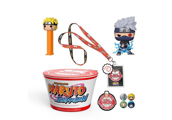 Funko Box! Naruto: Ramen Shop with Pez GS Exclusive