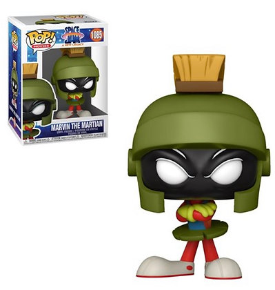 Funko Pop! Space Jam A New Legacy: Marvin The Martian
