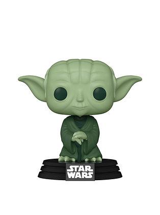 Funko Pop! Star Wars: Yoda #124 Shared Sticker Exclusive