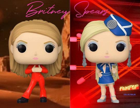 Funko Pop! Britney Spears: Bundle of 2
