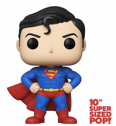Funko Pop! DC: Superman 10-Inch Pop Walmart Exclusive