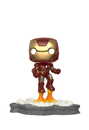 "Funko Pop! Marvel Avengers Assemble: Iron-Man #584 6"" Exclusive"