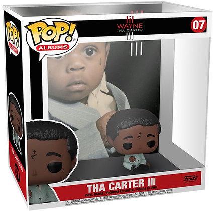 Funko Pop! Lil Wayne: Tha Carter III Album Figure with Case