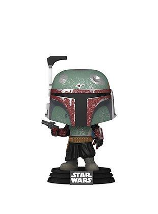 PREORDER Funko Pop! Star Wars The Mandalorian: Boba Fett