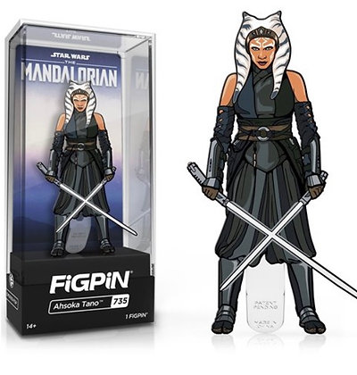 FiGPiN: Star Wars The Mandalorian: Ahsoka Tano #735