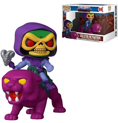 Funko Pop! Masters of The Universe: Skeletor on Panthor Ride