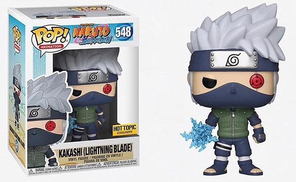 Funko Pop! Naruto: Kakashi #548