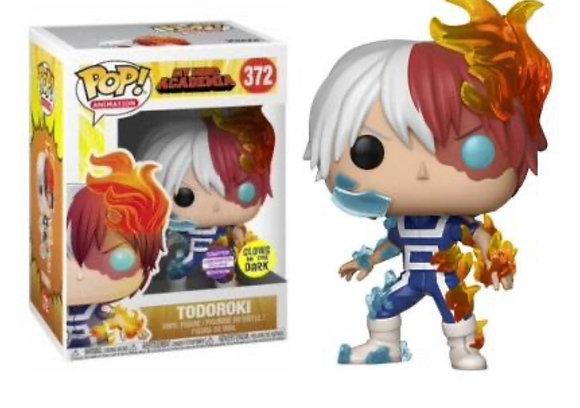 Funko Pop! My Hero Academia: Todoroki GITD Limited Convention Exclusive  #372