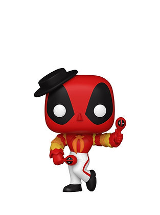 Funko Pop! Marvel 30th Anniversary Deadpool: Flamenco