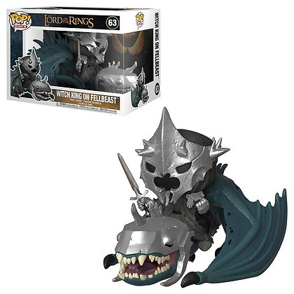 Witch King of Fellbeast Lord of the Rings