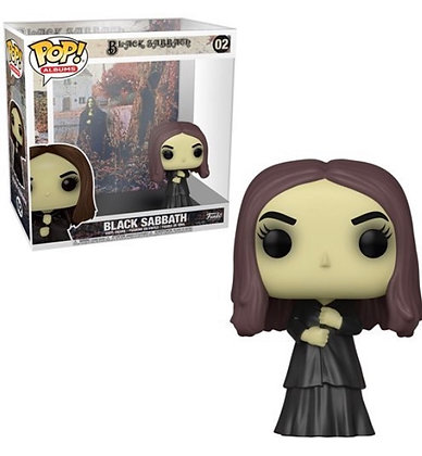Funko Pop! Black Sabbath: Album Figure with Case
