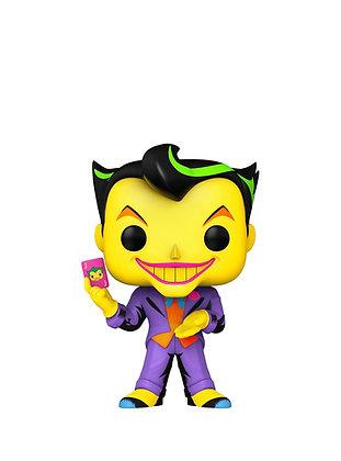 Funko Pop! DC: The Joker #370 (Black Light Glow) Exclusive