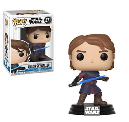 Funko Pop! Star Wars Clone Wars: Anakin Skywalker #271