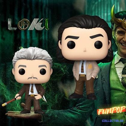 PREORDER Funko Pop! Marvel Loki Series: 2 Pop Bundle