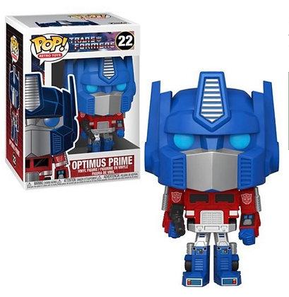 Funko Pop! Transformers: Optimus Prime #22