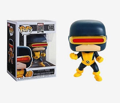 Marvel X-MEN: Cyclops #502