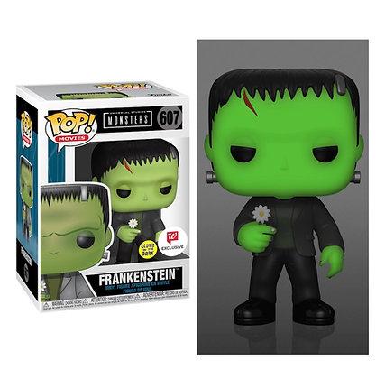 Funko Pop! Frankenstein Walgreens Exclusive Glow In The Dark #607