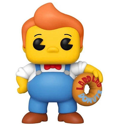 Funko Pop! Simpsons: Lard Lad 6-Inch
