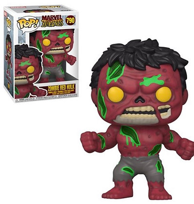 Funko Pop! Marvel Zombies: Red Hulk