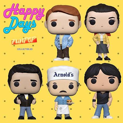 Funko Pop! Happy Days: Bundle of 5