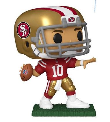 Funko Pop! NFL: 49ers Jimmy Garoppolo