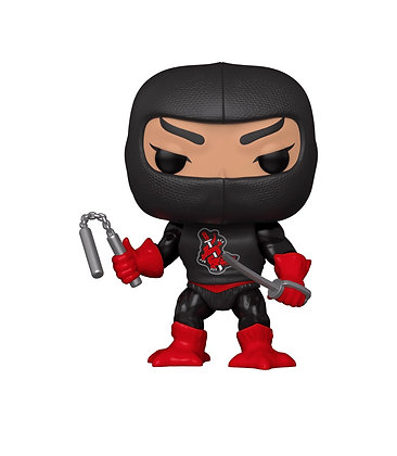 Funko Pop! Masters of The Universe: Ninjor #1036 Toy Tokyo Exclusive Sticker