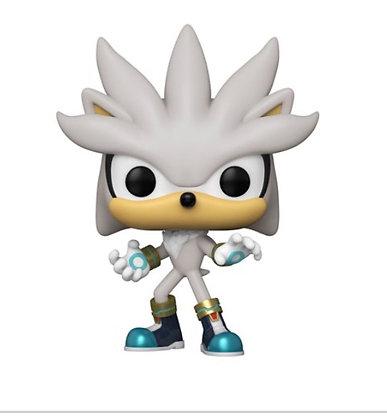 Funko Pop! Sonic the Hedgehog: 30th Anniversary Silver