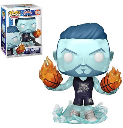 Funko Pop! Space Jam A New Legacy: Wet Fire