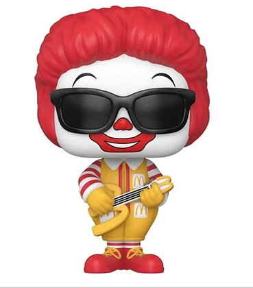 Funko Pop! Ad Icons McDonald's: Rock Out Ronald