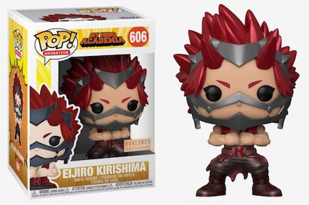 Funko Pop! My Hero Academia: Eljiro Kirishima #606 Box Lunch Exclusive